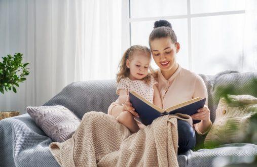 نحوهی کتابخوانی با کودکان