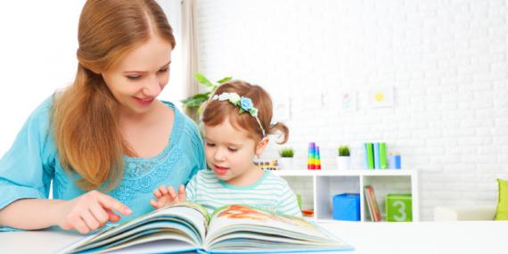 کتاب درمانی در کودکان چیست؟